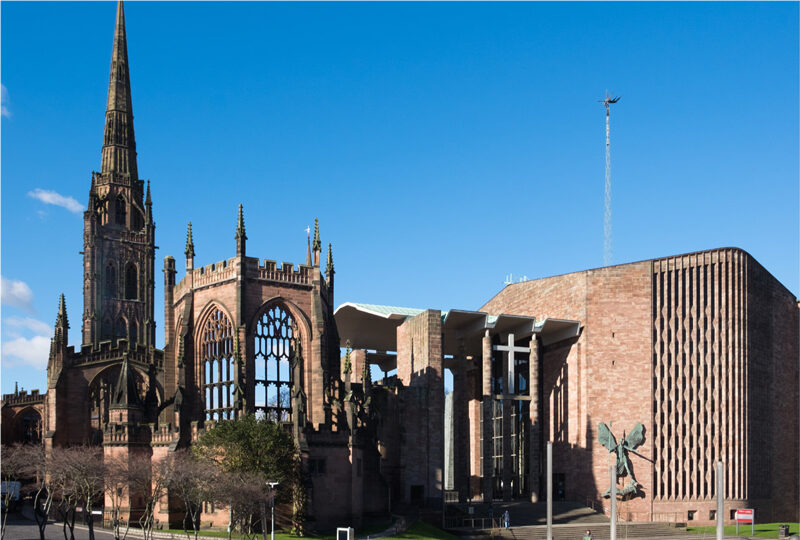 The Old & The New - Coventry Cathedral