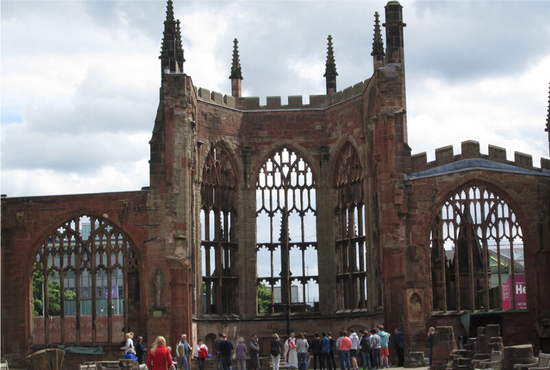 Coventry Cathedral Service