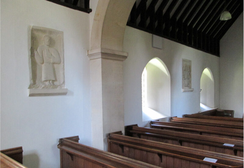 Daglingworth Saxon Carvings