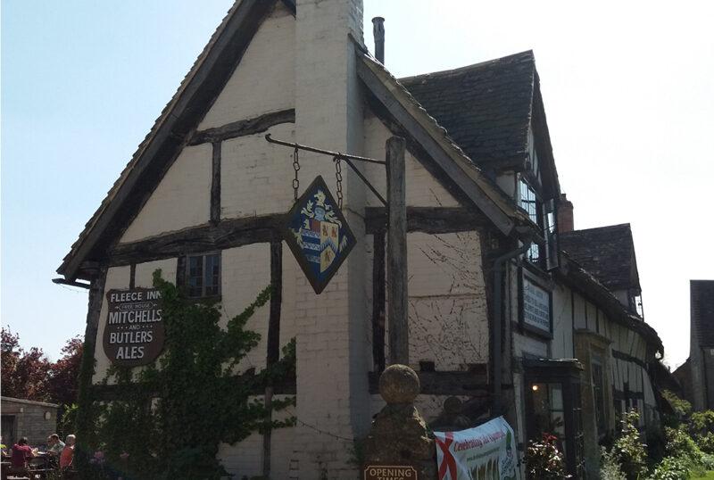 Fleece Inn Evesham