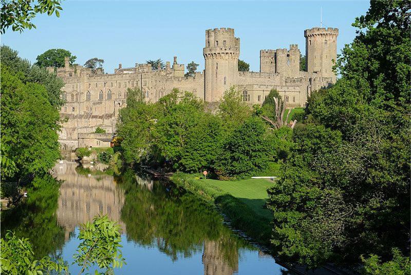 Historic Warwick Castle
