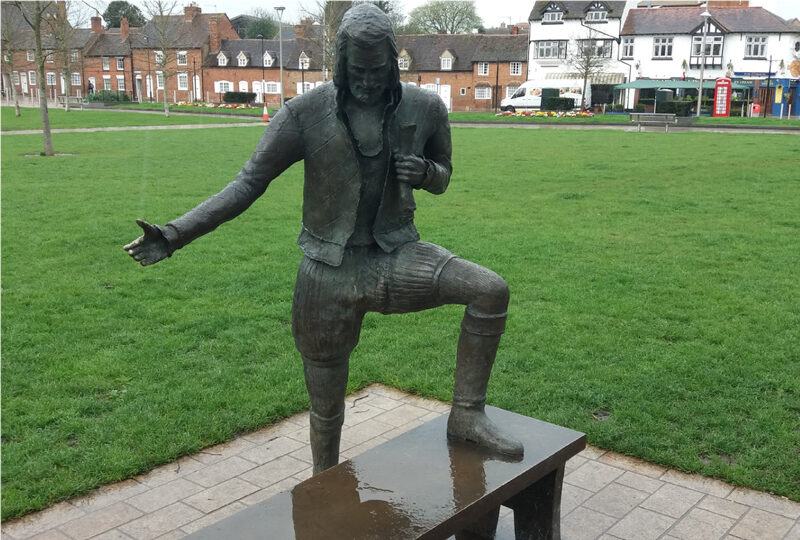 """William Shakespeare Statue """"Young Will"""""""