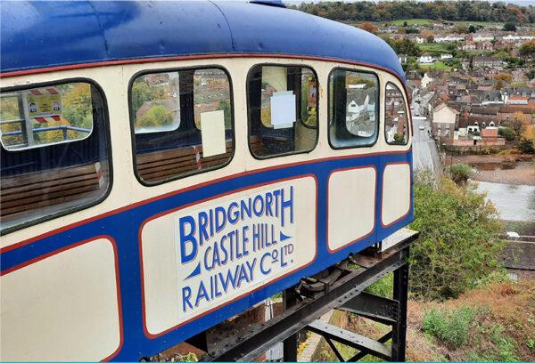 Bridgenorth Cliff Railway