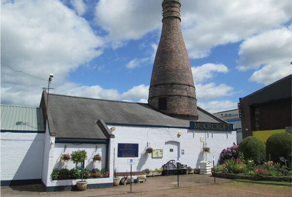 Staffordshire Moorcroft Pottery